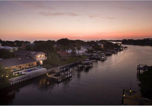 Waterfront Living in South Tampa