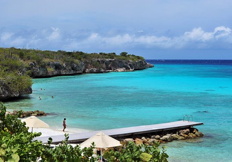 Curacao Beach Playa Porto