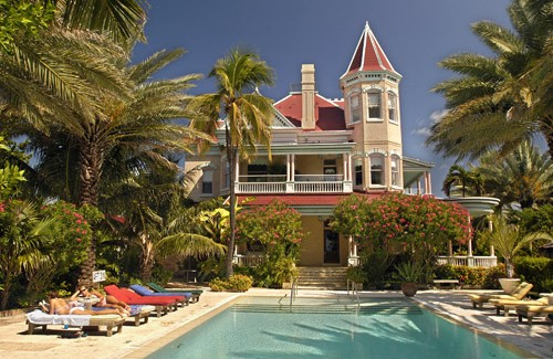 The Southernmost House in Key West