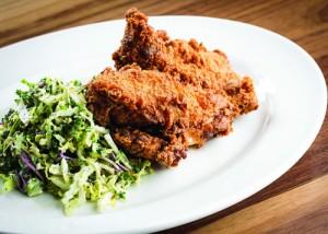 Tennessee Hot Chicken