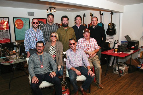 Gasparilla Music Fest board of directors 2016