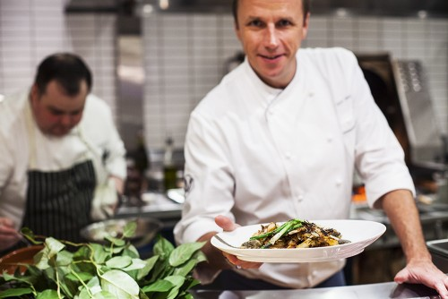 elebrity Chef Marc Murphy opens Grey Salt in Tampa Florida