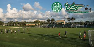 USF Summer Soccer Camp