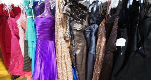 Operation Prom dresses and tuxes