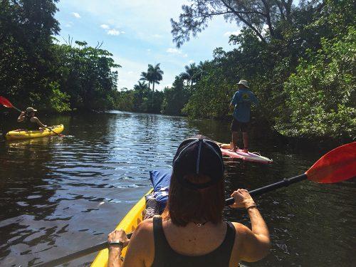 Atlantic Coast Kayak in nearby Fort Lauderdale