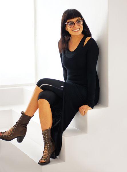 Tampa Bay Metro Magazine interviews Norma Kamali in Tampa